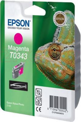 Картридж Epson C13T03434010 - общий вид