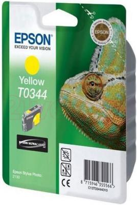 Картридж Epson C13T03444010 - общий вид