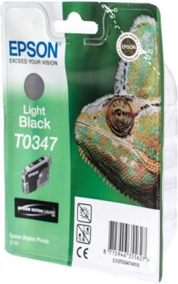 Картридж Epson C13T03474010 - общий вид