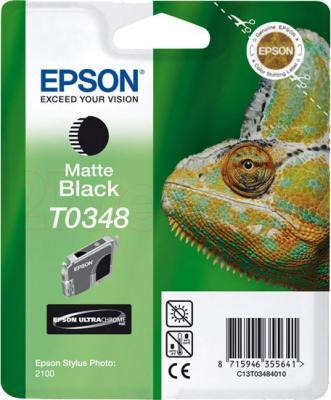 Картридж Epson C13T03484010 - общий вид