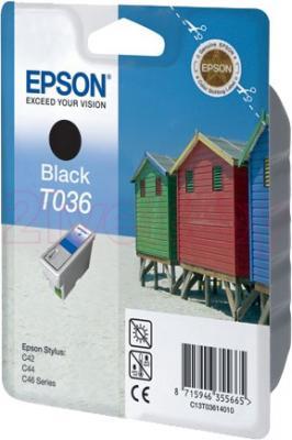 Картридж Epson C13T03614010 - общий вид