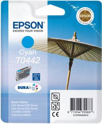 Картридж Epson C13T04424010 - общий вид