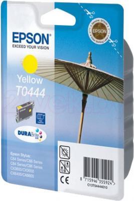 Картридж Epson C13T04444010 - общий вид