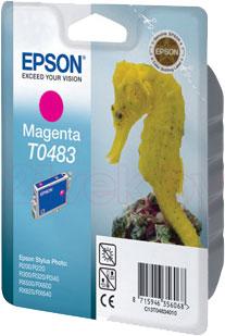Картридж Epson C13T04834010 - общий вид