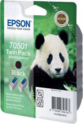 Комплект картриджей Epson C13T05014210 - общий вид