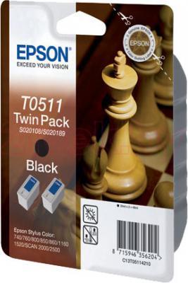 Комплект картриджей Epson C13T05114210 - общий вид