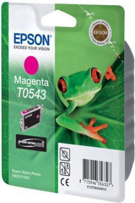 Картридж Epson C13T05434010 - общий вид
