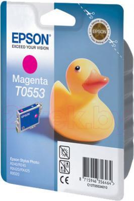 Картридж Epson C13T05534010 - общий вид