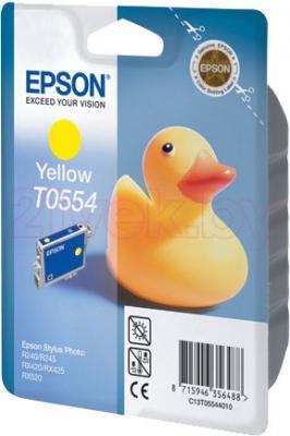 Картридж Epson C13T05544010 - общий вид