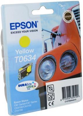 Картридж Epson C13T06344A10 - общий вид