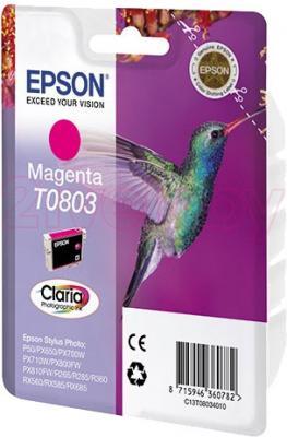 Картридж Epson C13T08034011 - общий вид
