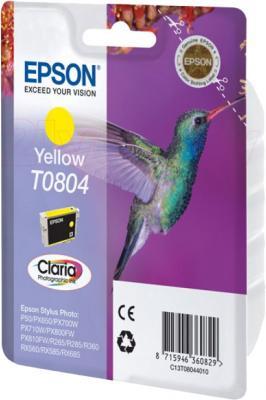 Картридж Epson C13T08044011 - общий вид