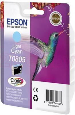 Картридж Epson C13T08054011 - общий вид