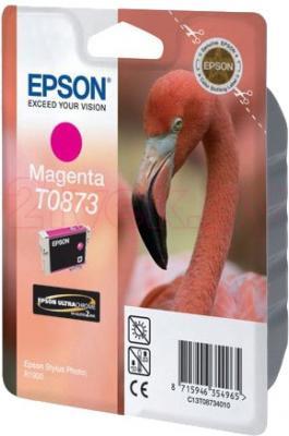 Картридж Epson C13T08734010 - общий вид