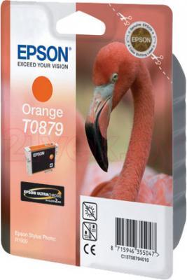 Картридж Epson C13T08794010 - общий вид