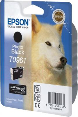Картридж Epson C13T09614010 - общий вид