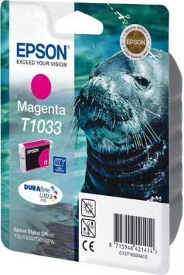 Картридж Epson C13T10334A10 - общий вид