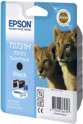 Комплект картриджей Epson C13T10414A10 - общий вид