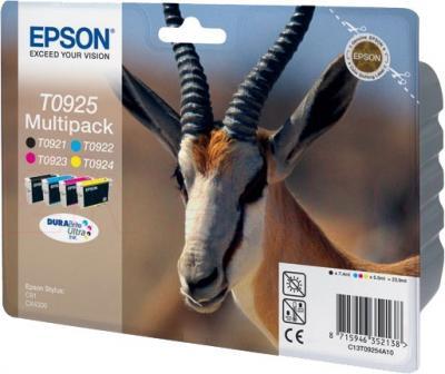 Комплект картриджей Epson C13T10854A10 - общий вид