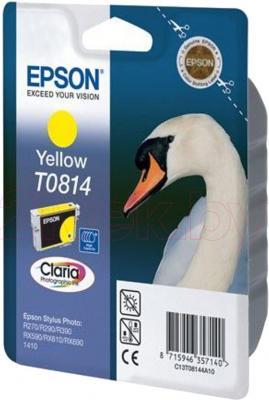Картридж Epson C13T11144A10 - общий вид