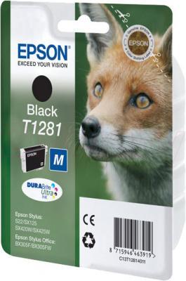 Картридж Epson C13T12814011 - общий вид