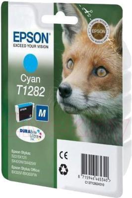 Картридж Epson C13T12824011 - общий вид