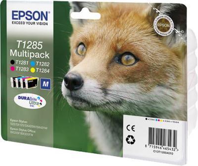 Комплект картриджей Epson C13T12854010 - общий вид