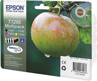Комплект картриджей Epson C13T12954010 - общий вид
