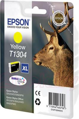 Картридж Epson C13T13044010 - общий вид