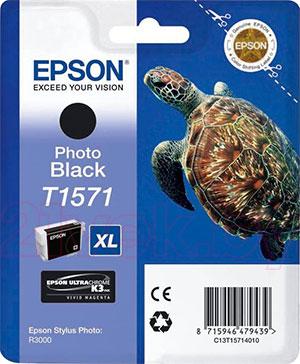 Картридж Epson C13T15714010 - общий вид