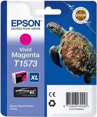 Картридж Epson C13T15734010 - общий вид