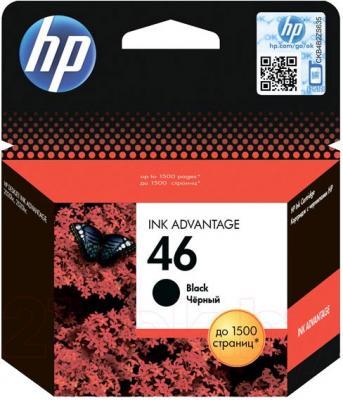 Картридж HP 46 (CZ637AE) - общий вид