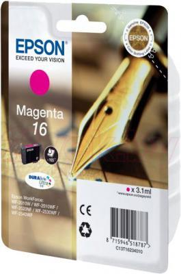 Картридж Epson C13T16234010 - общий вид