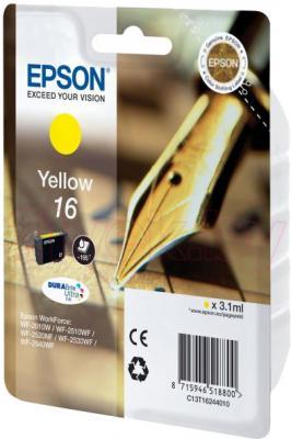 Картридж Epson C13T16244010 - общий вид