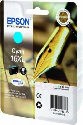 Картридж Epson C13T16324010 - общий вид