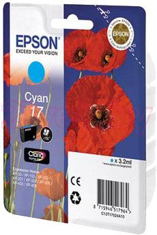 Картридж Epson C13T17024A10 - общий вид