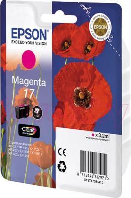 Картридж Epson C13T17034A10 - общий вид
