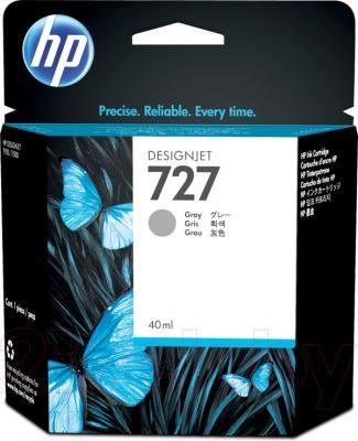 Картридж HP 727 (B3P18A) - общий вид