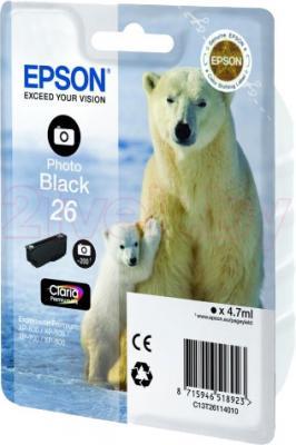 Картридж Epson C13T26114010 - общий вид