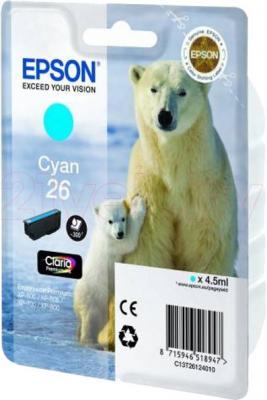 Картридж Epson C13T26124010 - общий вид