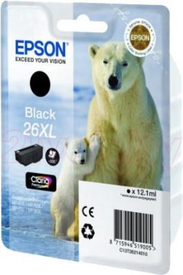 Картридж Epson C13T26214010 - общий вид