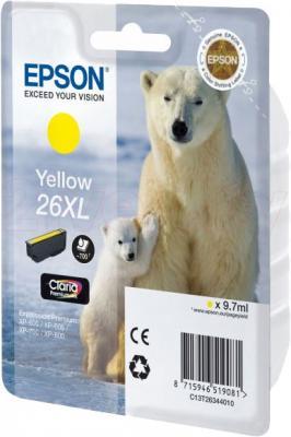 Картридж Epson C13T26344010 - общий вид