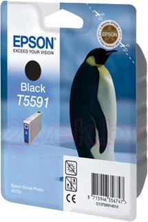 Картридж Epson C13T55914010 - общий вид