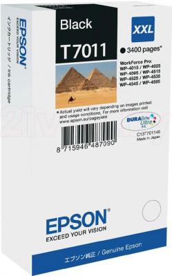 Картридж Epson C13T70114010 - общий вид