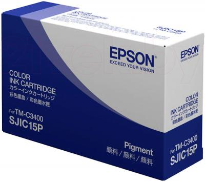 Картридж Epson C33S020464 - общий вид
