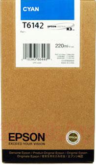 Картридж Epson C13T614200 - общий вид