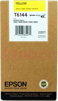 Картридж Epson C13T614400 - общий вид