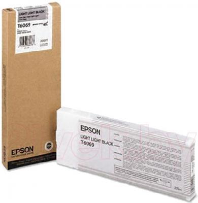 Картридж Epson C13T606900 - общий вид