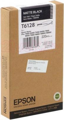 Картридж Epson C13T612800 - общий вид