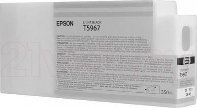 Картридж Epson C13T596700 - общий вид
